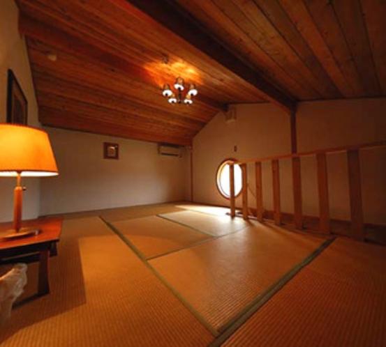 【本館】メゾネット和洋室