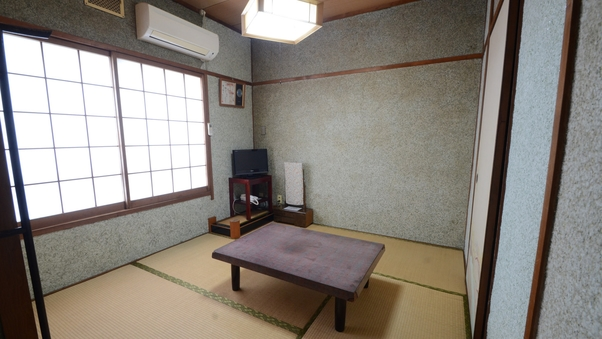(禁煙)和室4.5畳【眺望なし】バス・トイレ付