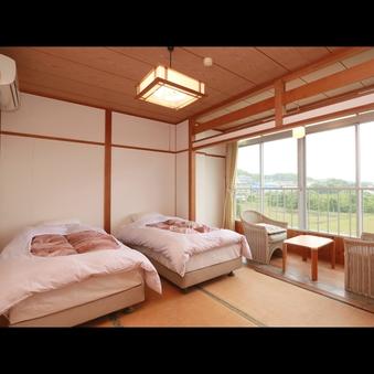 和室7.5畳◆ベッドルーム◆[ウォシュレットトイレ付]