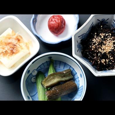 朝食付◆自家製!ふっくらコシヒカリとホッとする朝ごはん!潮風感じる相差で♪