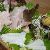 ◎その日の新鮮な魚介をお出しします!(イメージ)