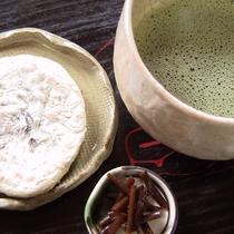 お茶処「蔵屋」女将が手作りするおやきは、素材からこだわった自慢の逸品!