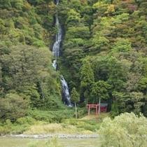 日本三大急流 最上川/白糸の滝