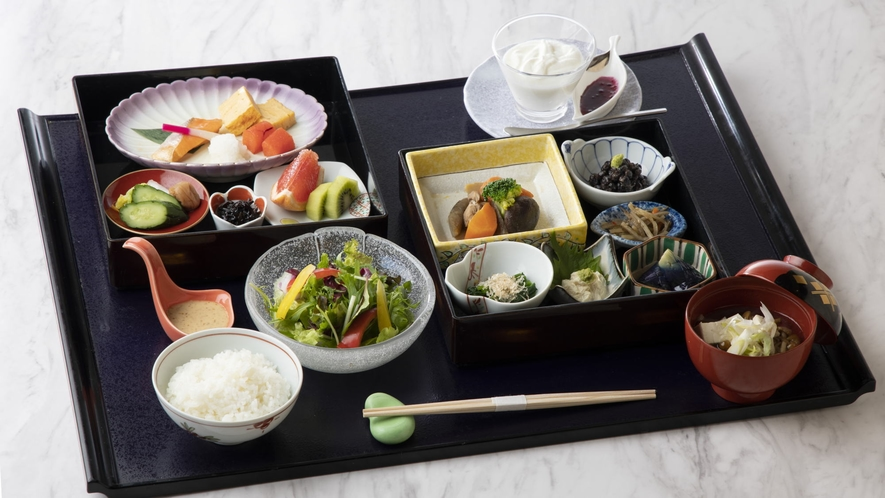 【朝食】和食の朝ごはん※イメージ