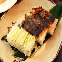 アマゴの押寿司