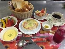 朝食例 a