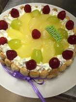 オーダーバースデーケーキ(1)