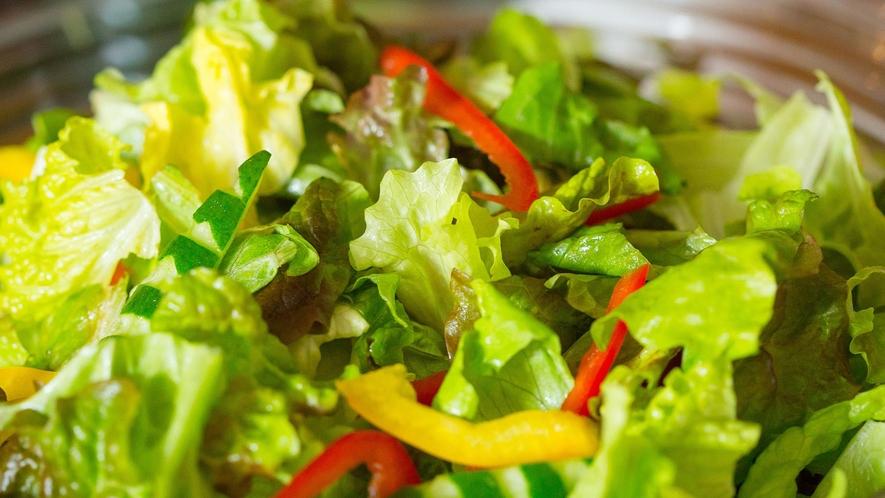 【サラダバー】グリーンサラダ