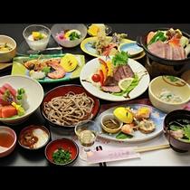 【ご夕食一例・スタンダードコース】