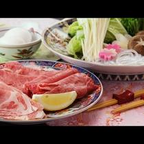 【お料理シェプラン】選べるメイン すき焼き
