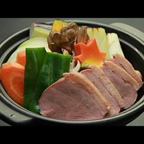 【ご夕食一例・スタンダードコース】鍋物