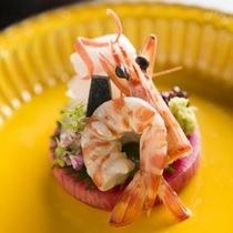 彩り豊かな九州の旬を味わえるお料理