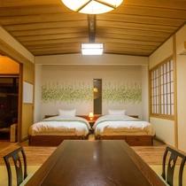 特別室「由布の泉」