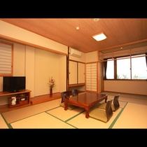 日本海一望和室