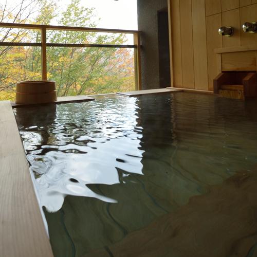 【311:海老根(えびね)】客室露天風呂