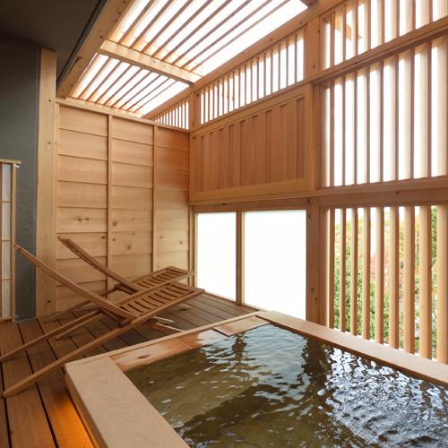 【208:薯我(しゃが)】客室露天風呂