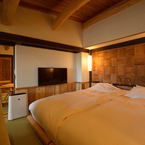 【306:馬酔木(あせび)】ベッド