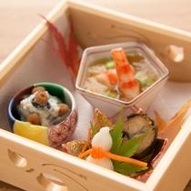 【京会席一例】前菜