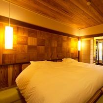 【207:柚香菊(ゆうがぎく)】ベッド