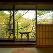 【310:風知草(ふうちそう)】客室からの眺望