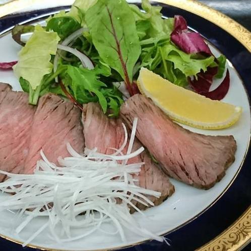 お肉グレードアップ料理一例