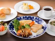 【館内】ホテルダイニングBliss セット料理