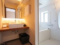 【ツイン・ファミリー】トイレ・洗面・浴室がそれぞれ独立