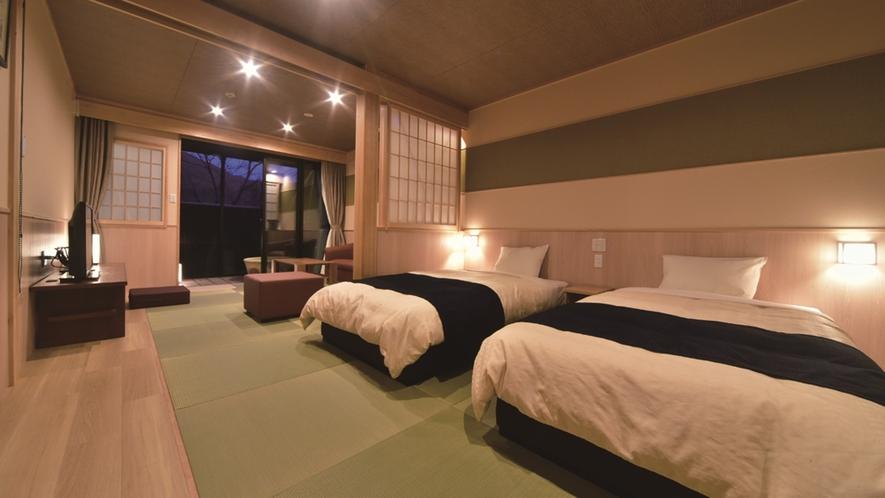 *【2号館】和風モダンであたたかみを感じるお部屋です♪