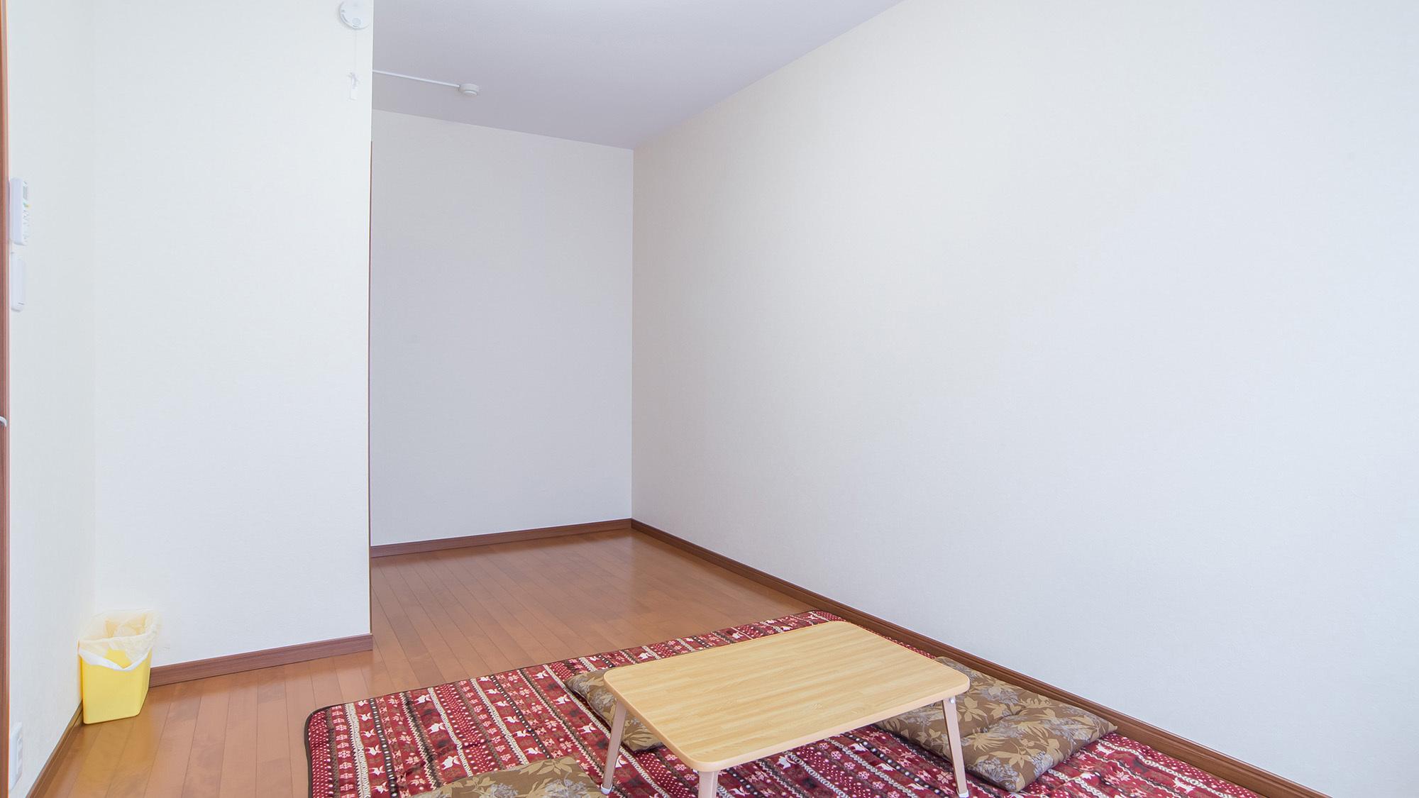 *【客室/1DK】お部屋は30m2で、広々快適です♪
