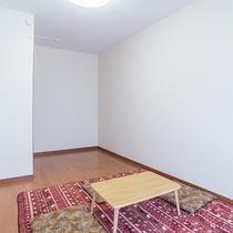 *【客室/1DK】お部屋は30㎡で、広々快適です♪