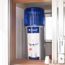 *【ウォーターサーバー】安心安全な天然水をご用意しております。