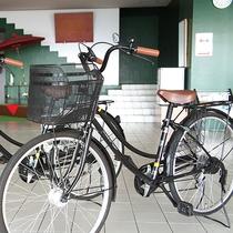 レンタル自転車(無料)