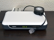 有線&無線LAN<客室備品>