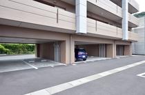 レジデンス駐車場