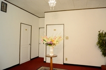 メイン客室フロア