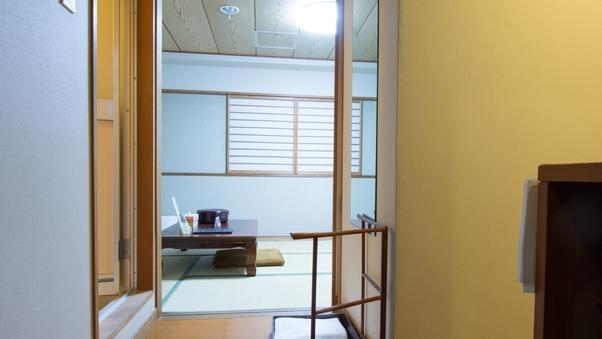 和室7.5畳【禁煙フロア・2、3、6F】<無料Wi−Fi>
