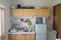 ゲスト専用キッチン