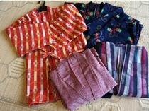手作り作務衣