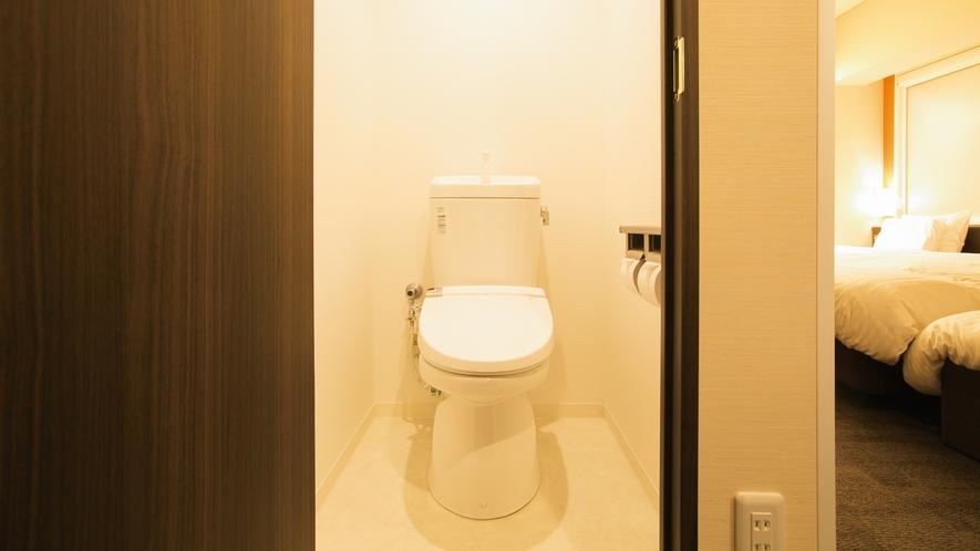 【客室 トイレ】
