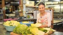 名物の韓国キムチは女将さん手作り