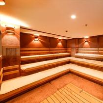 6F浴場内 ロッキーサウナ
