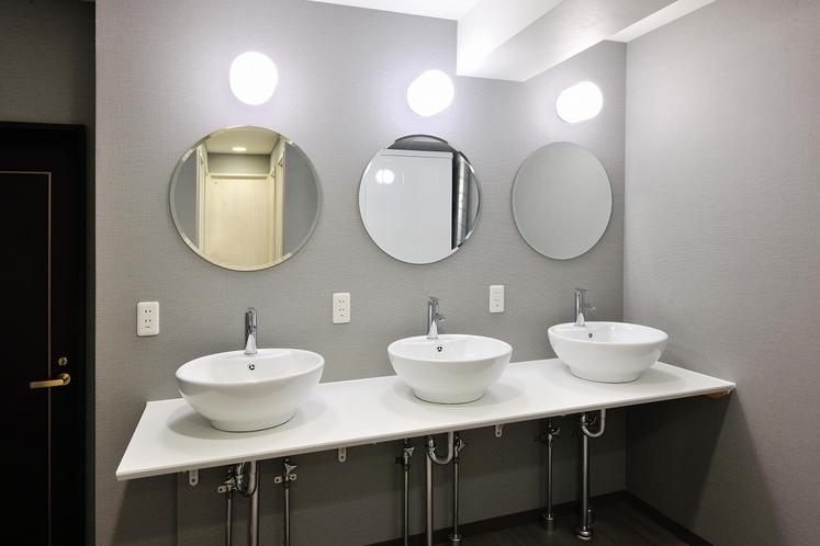 共用バスルーム【禁煙】