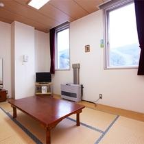 *和室4.5畳一例/ビジネス利用におすすめのシンプルな和室。