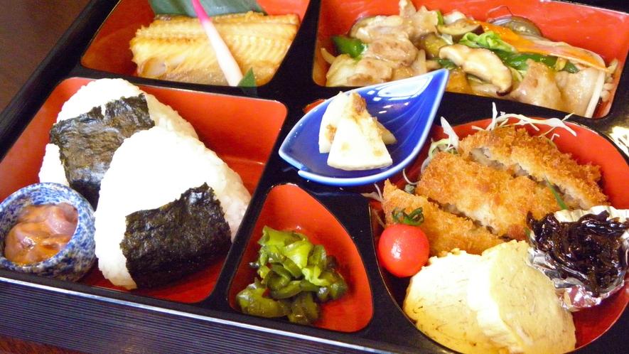 *夕食なしプランご予約の方限定のオプションお夜食(一例)