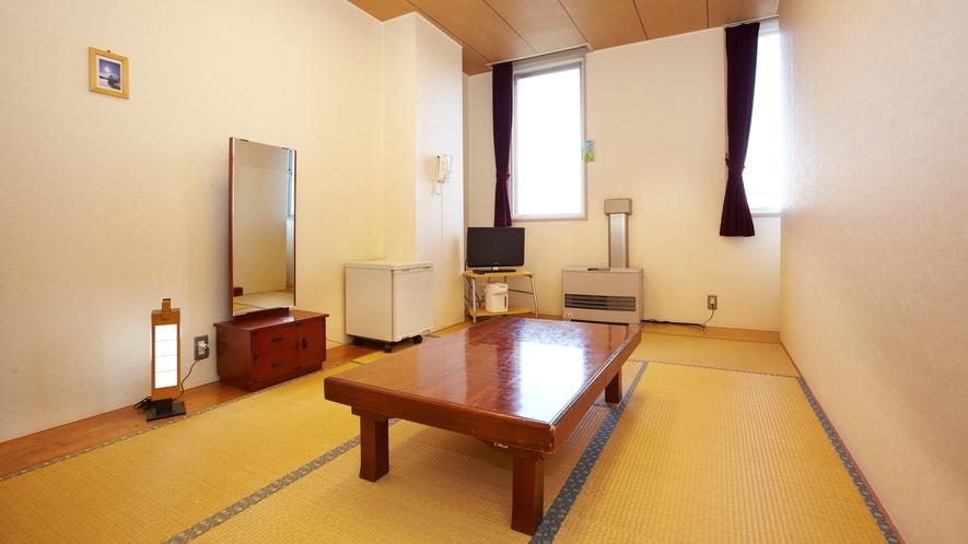*和室6畳(一例)/ビジネス、カップルなど1~2名様のご利用に。シンプルな和室でリラックス。