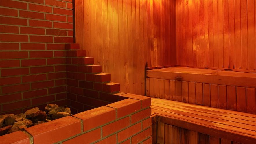 *サウナ/じっくり汗を流してリフレッシュ☆男女別大浴場にはサウナ完備。
