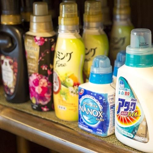 【2F】コインランドリー用洗剤