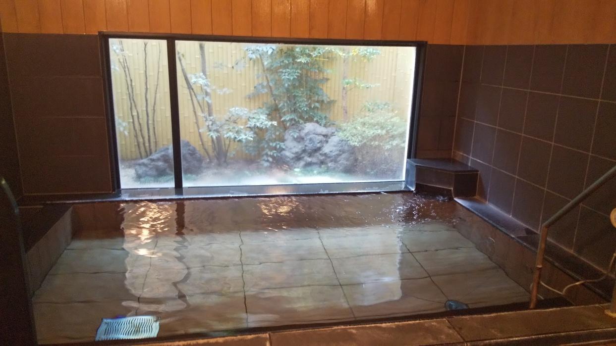 ラジウム人工温泉大浴場(女性用)