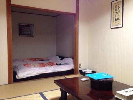 【和洋室】〜禁煙ルーム〜 ツインベッド・ゆったり畳のお部屋〜