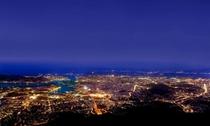 皿倉山夜景